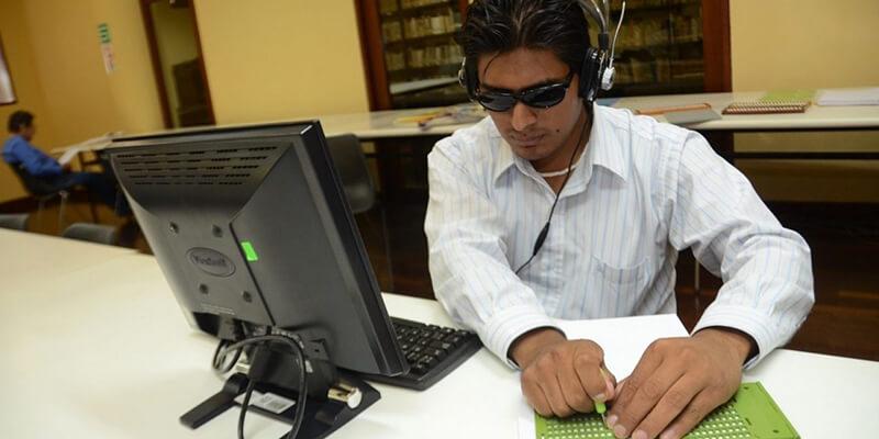 El trabajo para personas con discapacidad